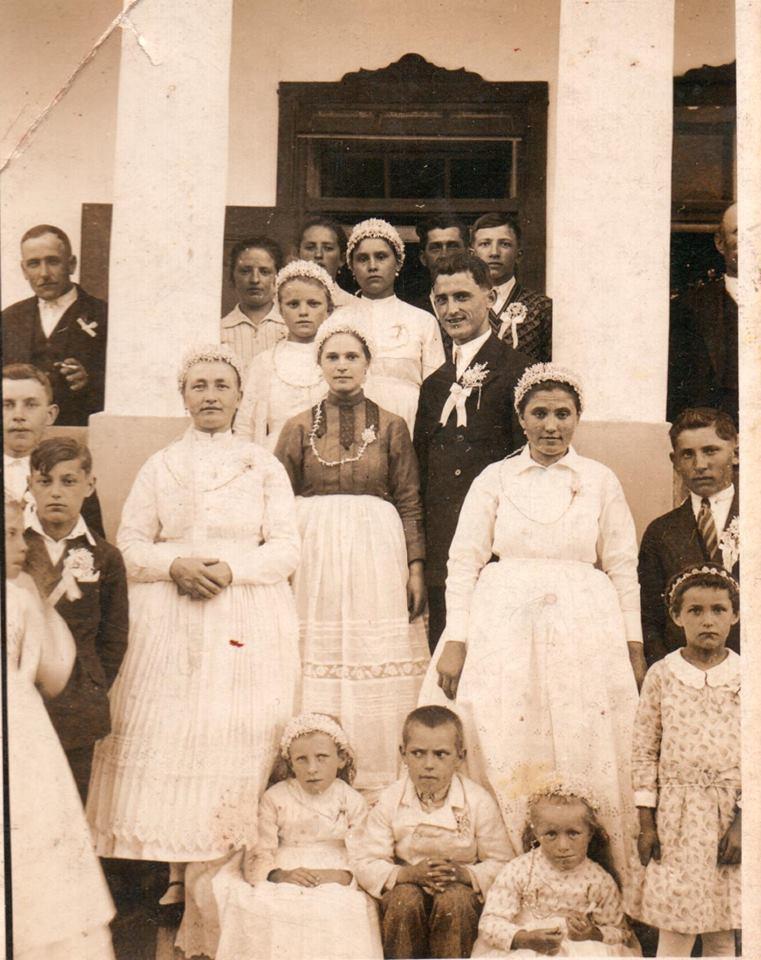 Pilisszentiváni lakodalom 1932