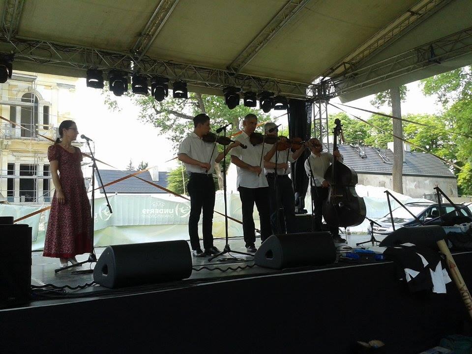 Varázskastély 2017. A Nagykovácsi Muzsikások