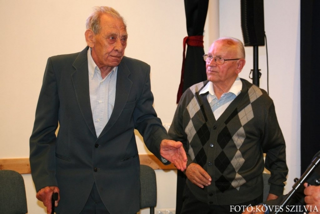 Probszt András és Németh József