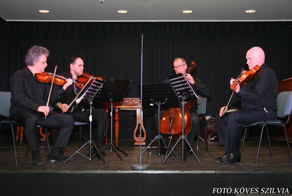 A Kodály Kvartett Nagykovácsiban