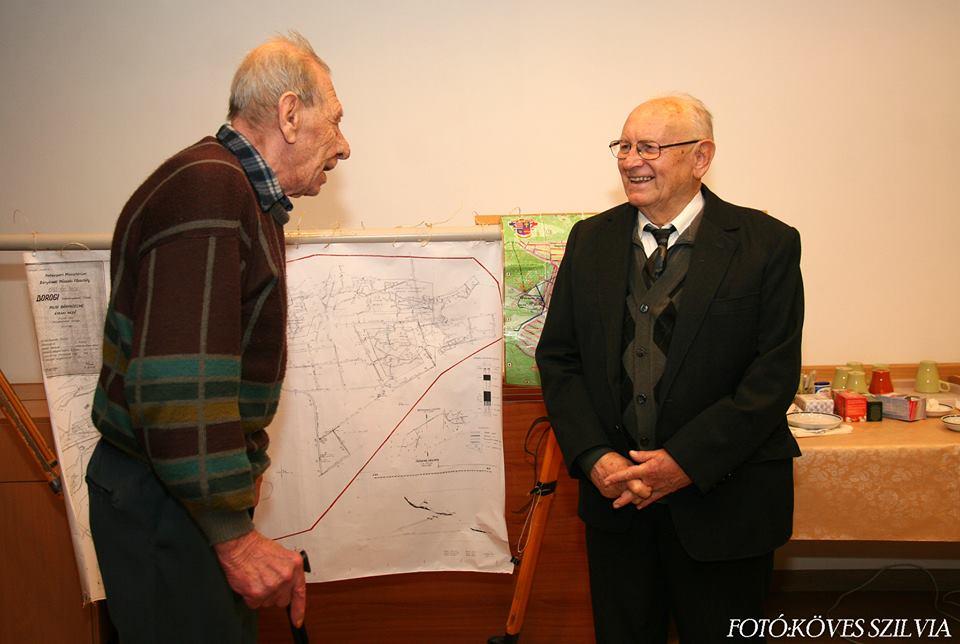 Borbála napi ünnepség Probszt András és Németh József 2017. december 4.