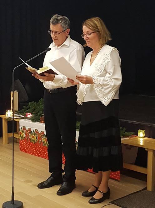 Dr. Klein Katalin és Dr. Klein Ferenc intelmei az ünnepek elé