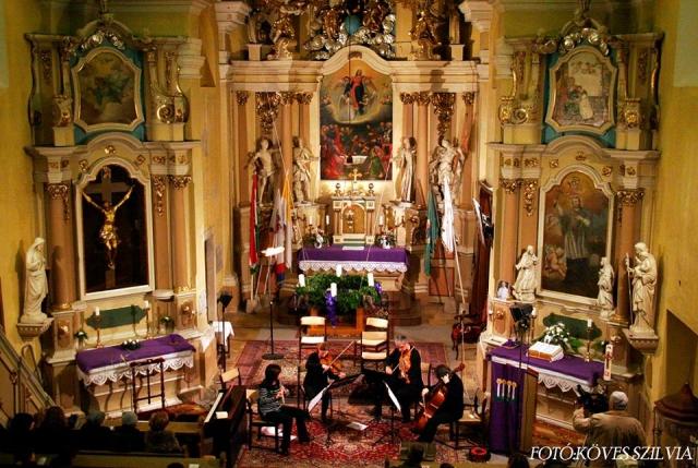 Koncert Advent 2. vasárnapján 2017