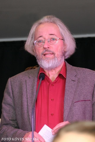 Sebő Ferenc Kossuth-díjas művész, a Nemzet Művésze