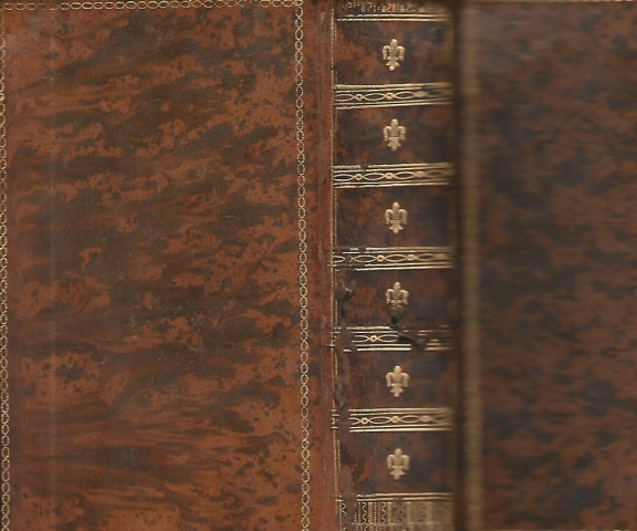 A Fejér György kötet külső nézete