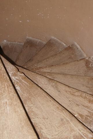 Lépcső a kórusra 2018. június 30.